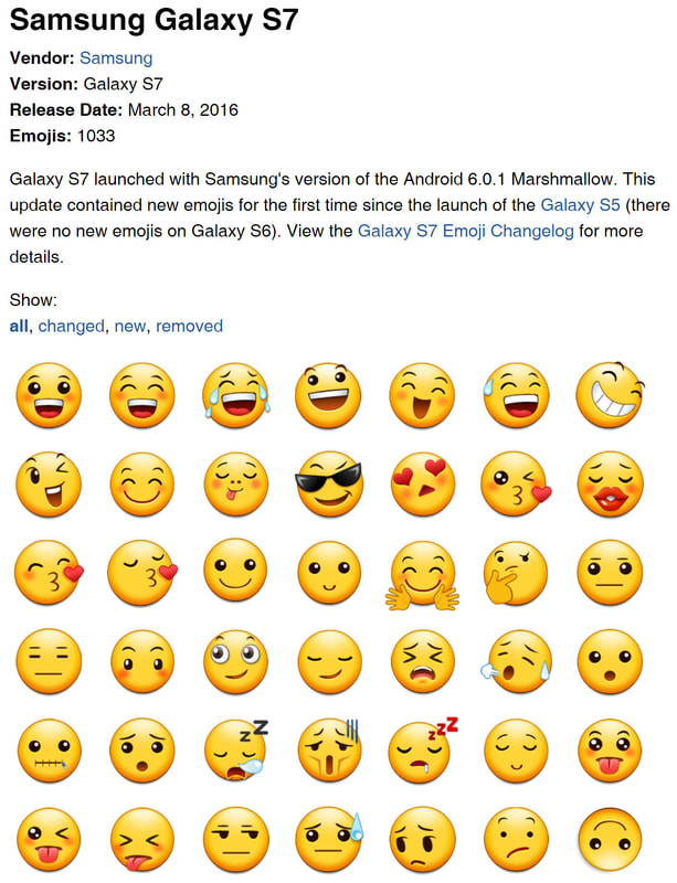how to update emojis on galaxy s6